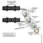Bass Pickup Wiring   Jazz Bass Stacks |Basslines, Usa | Guitar   Jazz Bass Wiring Diagram