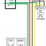 Bathroom Ventilation Fan Wiring Diagram   Manual E Books   Wiring A Bathroom Fan And Light Diagram