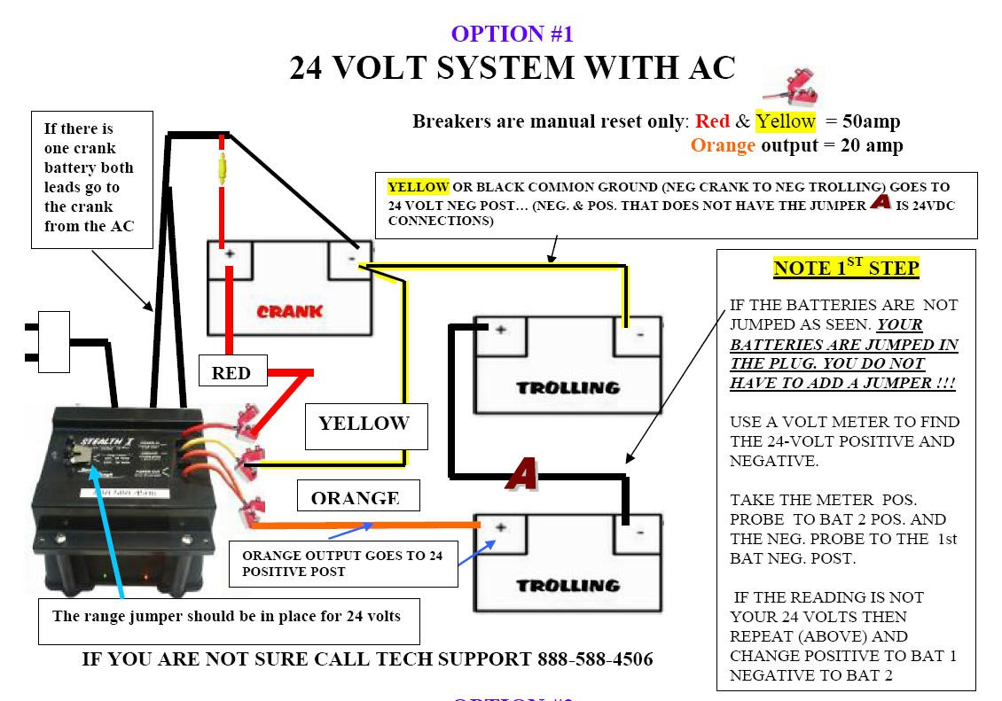 Battery Charger Wire Diagram | Wiring Library - 2 Bank Battery Charger Wiring Diagram