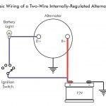 Battery To Alternator Wiring Diagram | Manual E Books   Alternator To Battery Wiring Diagram