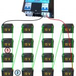 Battery Wiring Diagram   Microcare   Battery Wiring Diagram