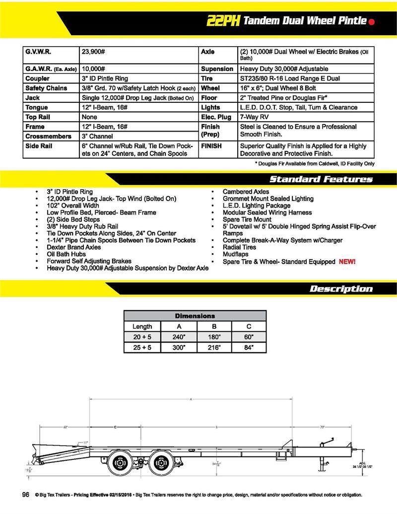 Big Tex Trailer Wiring Harness | Wiring Diagram - Big Tex Trailer Wiring Diagram