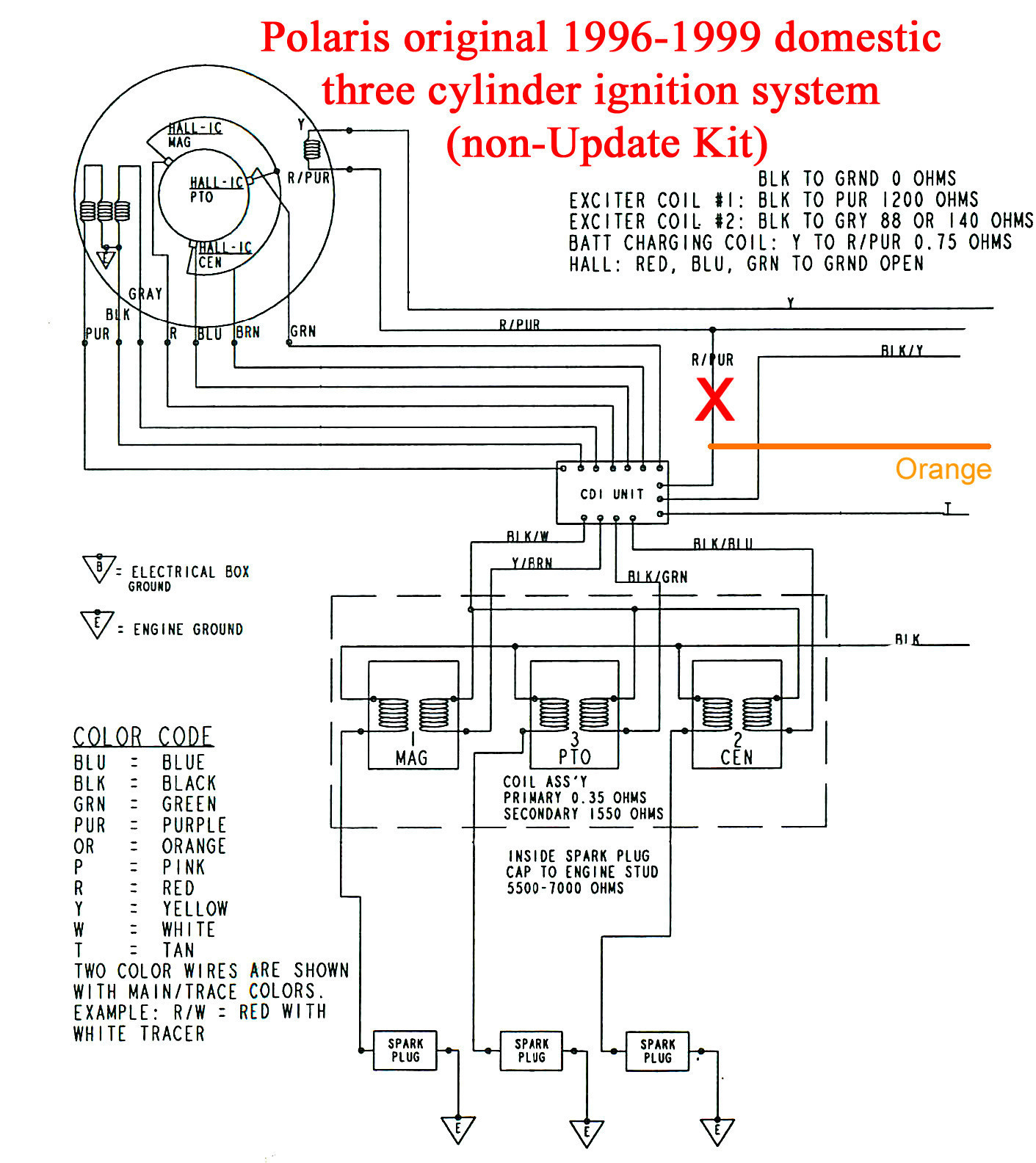 Bike Generator Wiring Diagram Example Of 5 Pin Cdi Box Wiring - 5 Pin Cdi Box Wiring Diagram