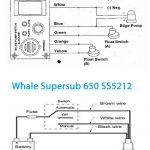 Bilge Pump Wiring To Control Panel   Bilge Pump Wiring Diagram