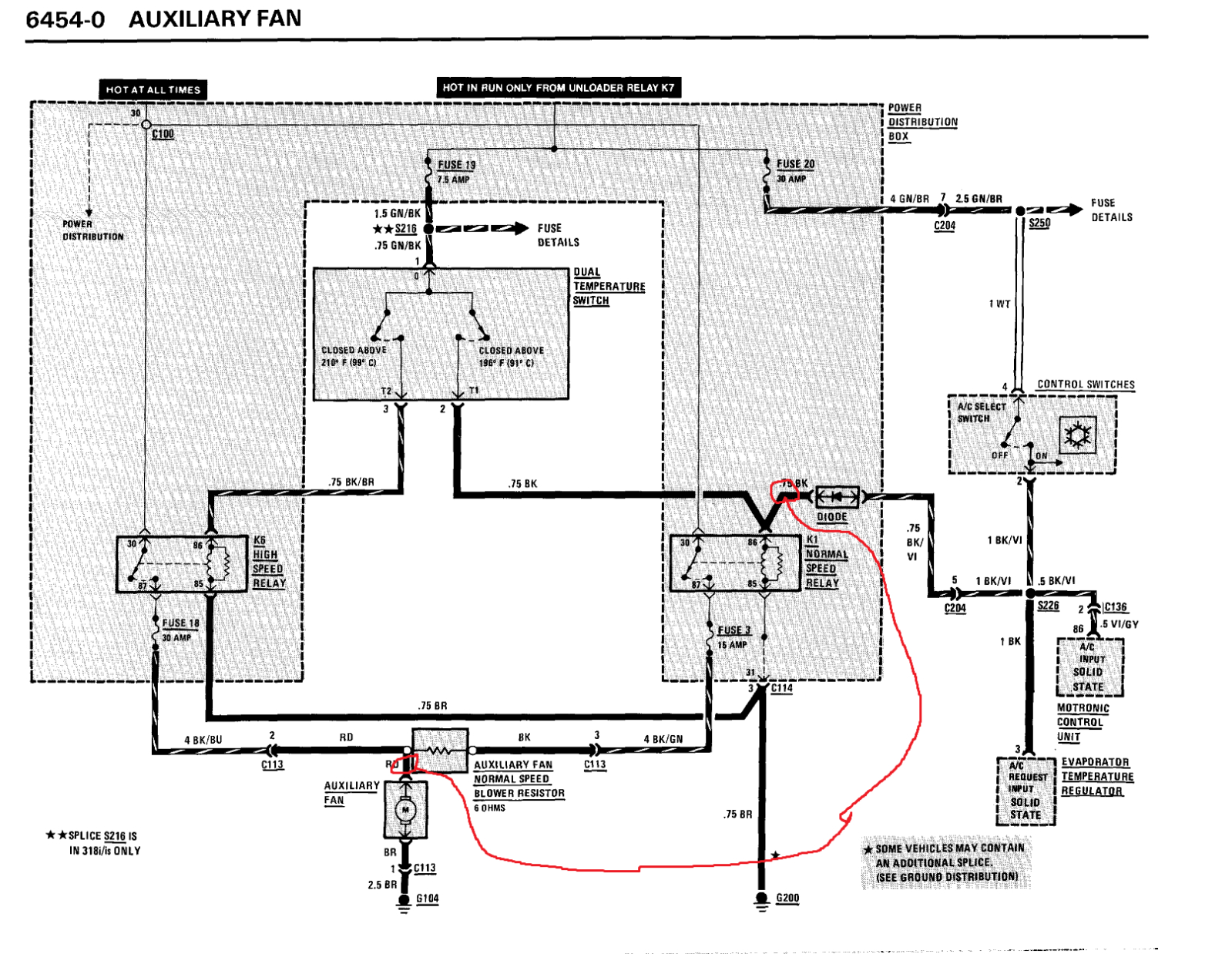 Bmw Ac Wiring Diagram - Wiring Diagram Data Oreo - Blower Motor Wiring Diagram