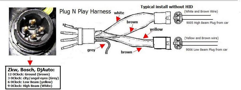 Bmw Hid Wiring Diag
