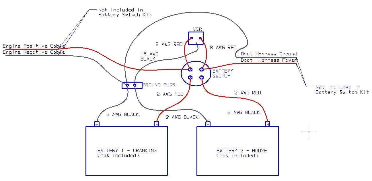 Boat 3 Bank Battery Charger Wiring Diagrams | Wiring Diagram - 2 Bank Battery Charger Wiring Diagram