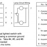 Boat Rocker Switch Wiring Diagram   Wiring Diagram   4 Pin Rocker Switch Wiring Diagram