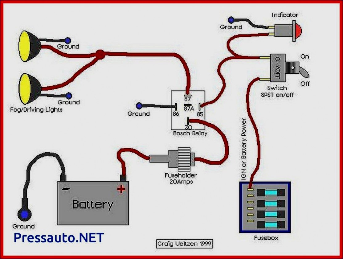 Bosch Fog Light Wiring Diagram | Wiring Diagram - Bosch Relay Wiring Diagram