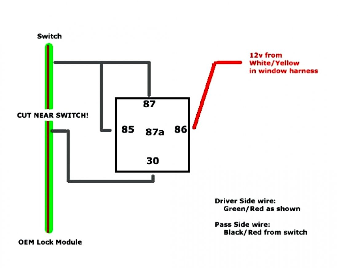 Relay 5 Pin Wiring Diagram Manual Guide