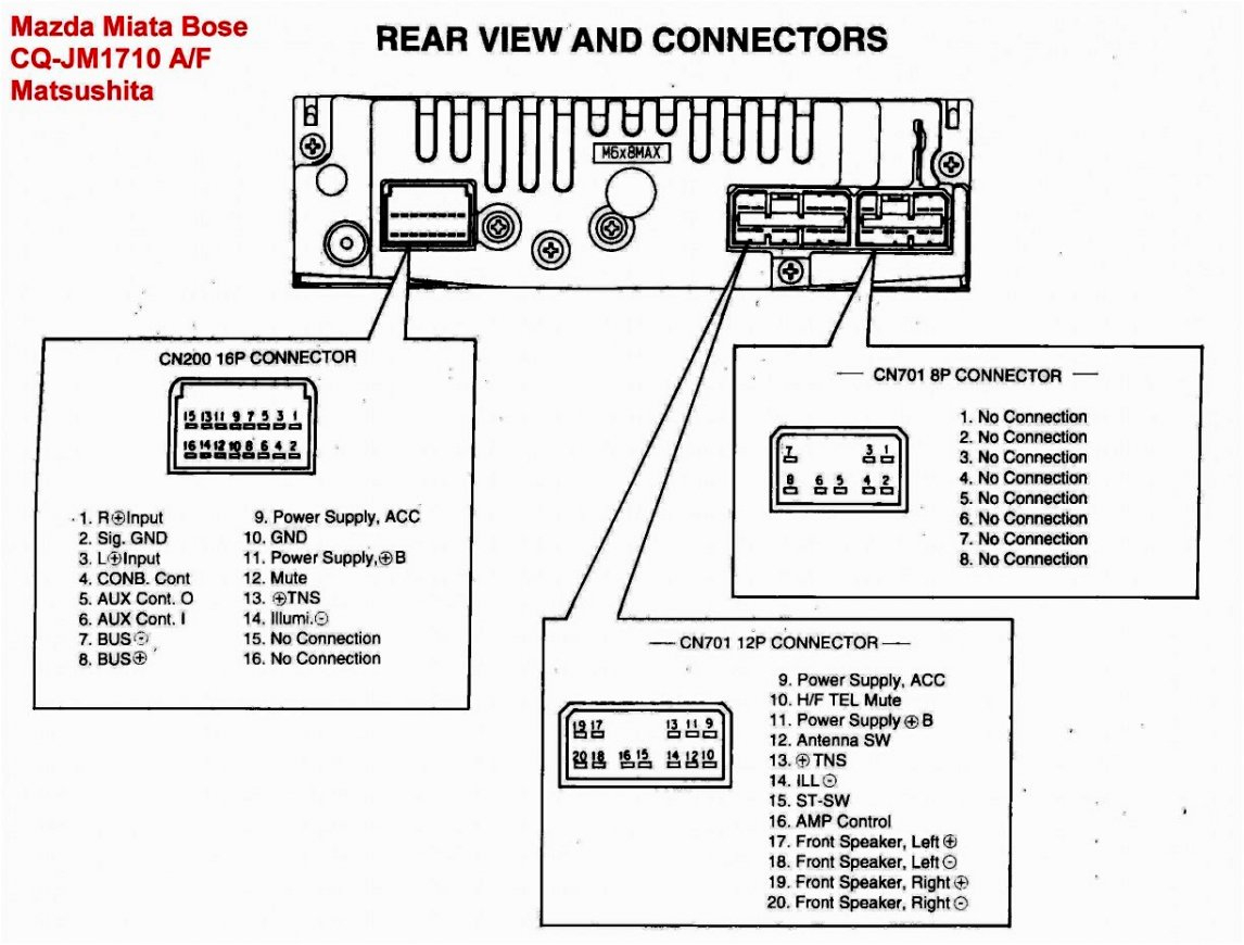 Bose Surround Sound System Wiring Diagram | Wiring Diagram - Surround Sound Wiring Diagram