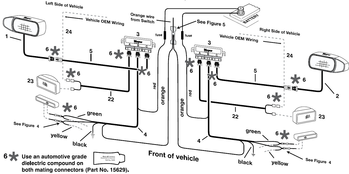 Boss Snow Plow Wiring Schematic - Trusted Wiring Diagram - Boss Snow Plow Wiring Diagram