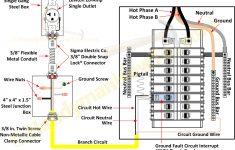 Breaker Box Wiring Diagram