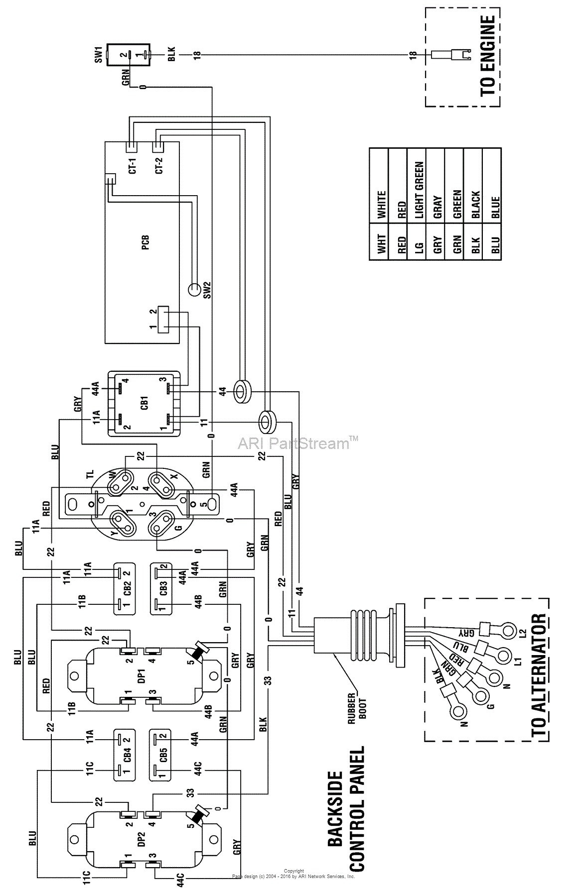 Briggs And Stratton Charging System Wiring Diagram Electrical - Briggs And Stratton Wiring Diagram