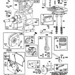 Briggs And Stratton Engine Troubleshooting Diagram – Wiring Diagram   Briggs And Stratton V Twin Wiring Diagram