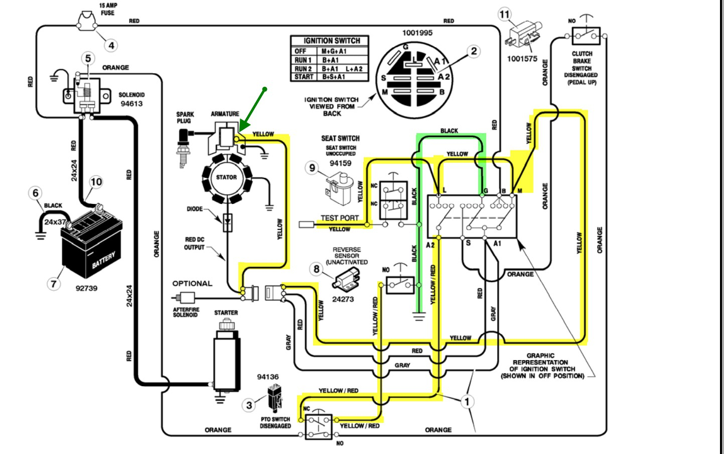 Briggs And Stratton Coil Wiring Diagram | Wiring Diagram