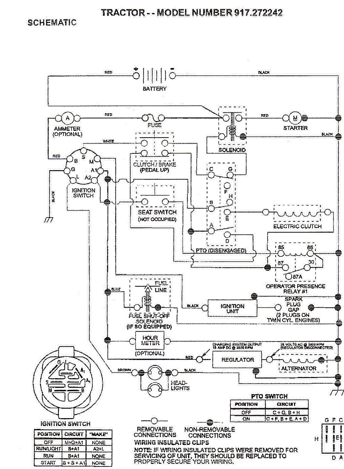 Briggs Strortton Mowers Wire Harness Diagram - Wiring Diagram Detailed - Briggs And Stratton Wiring Diagram
