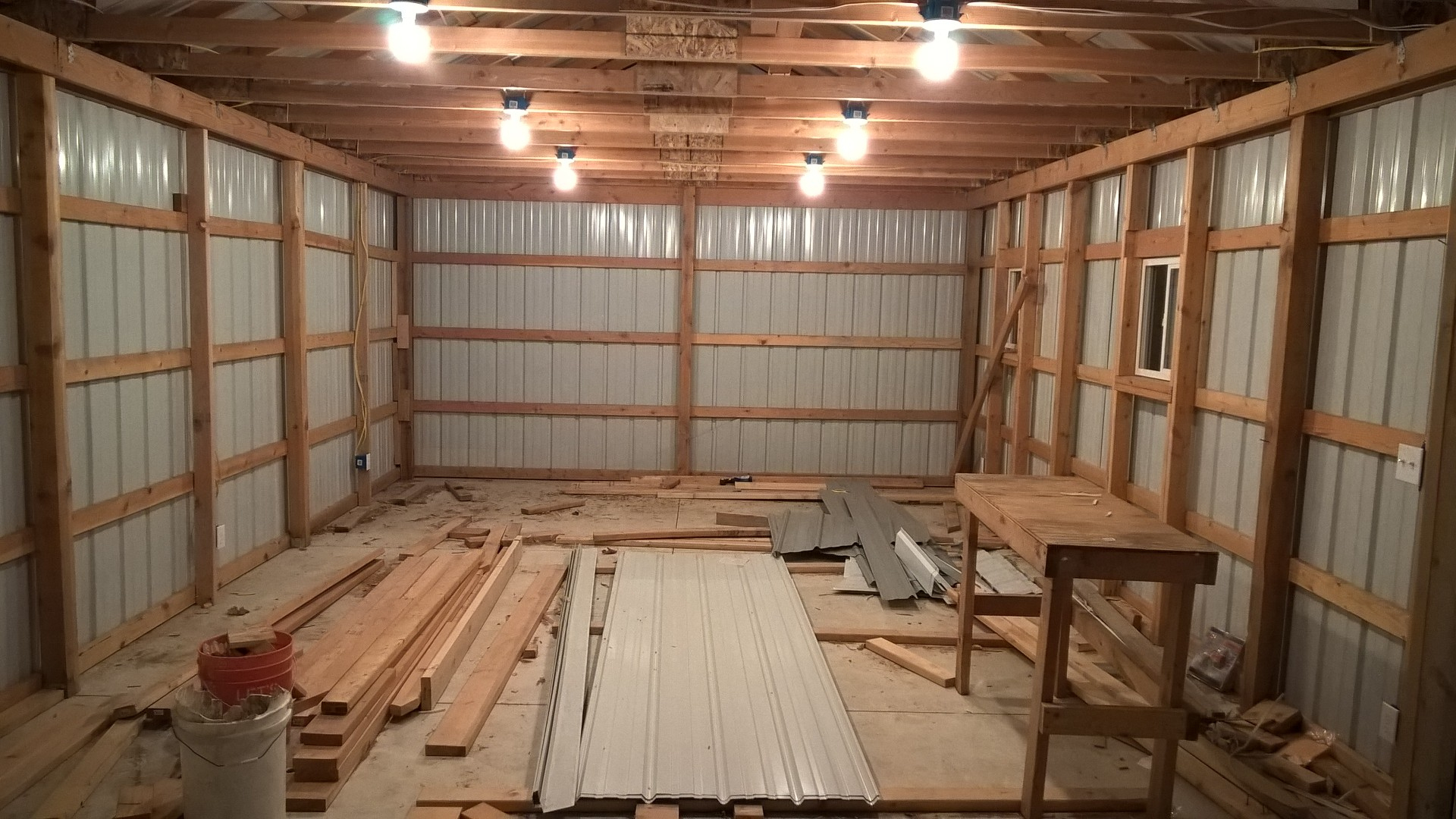 Building A Pole Barn Shed From Scratch P4 – Planning Pole Barn - Pole Barn Wiring Diagram