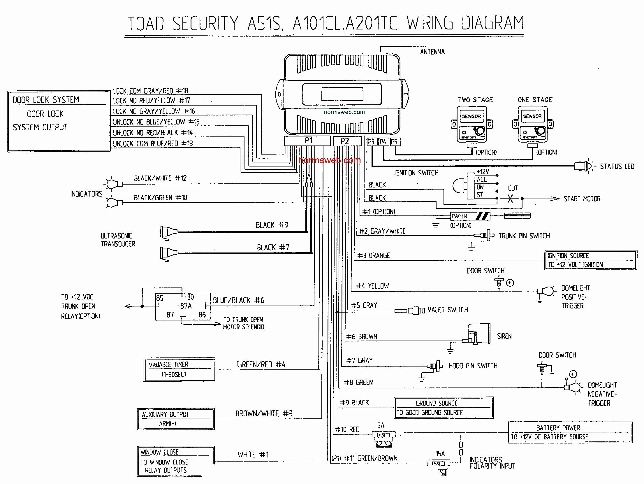 Bulldog Security Remote Starter Wiring Diagram - Zookastar - Bulldog Security Wiring Diagram