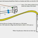 Cadet Baseboard Heater Wiring Diagram | Wiring Diagram   Baseboard Heater Wiring Diagram