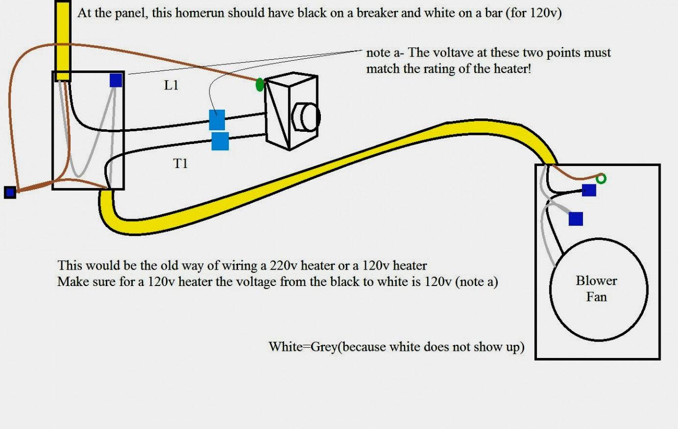 Cadet Baseboard Heater Wiring Diagram | Wiring Diagram - Baseboard Heater Wiring Diagram