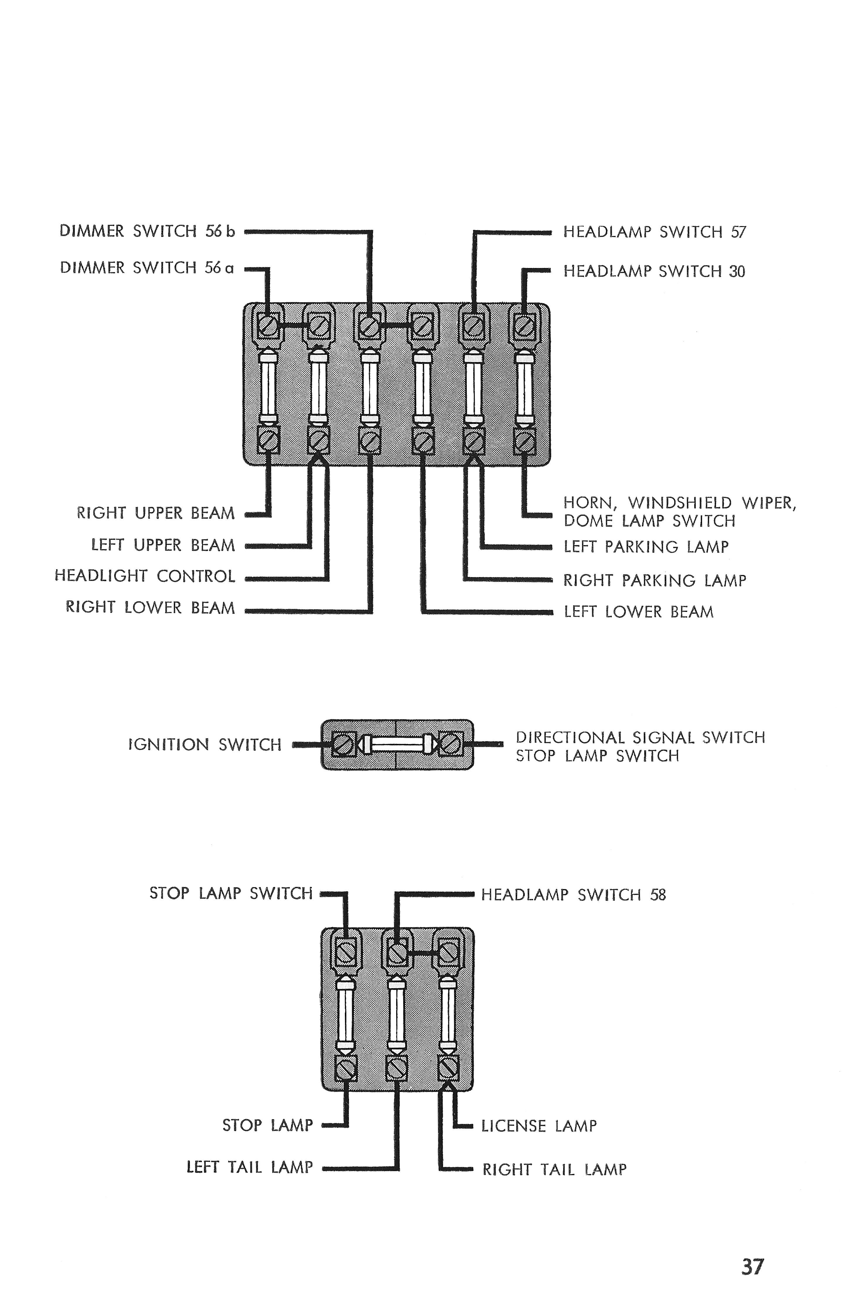 Headlight Dimmer Switch Wiring Diagram For Saleexpert Me Within