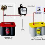 Car Dual Battery Wiring Diagram | Best Wiring Library   Dual Rv Battery Wiring Diagram