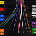 Car Speaker Wire Colors   Data Wiring Diagram Schematic   Pioneer Radio Wiring Diagram Colors