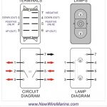 Carling Dpdt Switch Wiring Diagram   Wiring Diagrams Hubs   Switch Wiring Diagram
