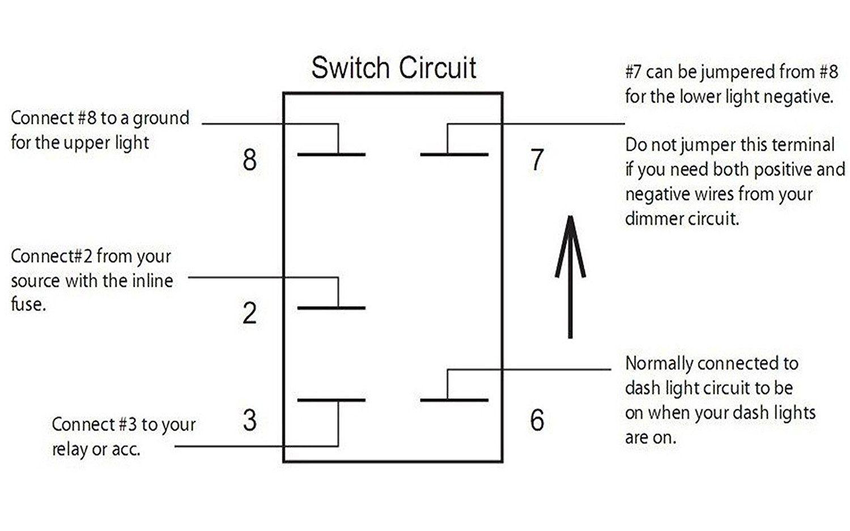 Carling Switches Wiring Diagram | Hastalavista - Carling Switches Wiring Diagram