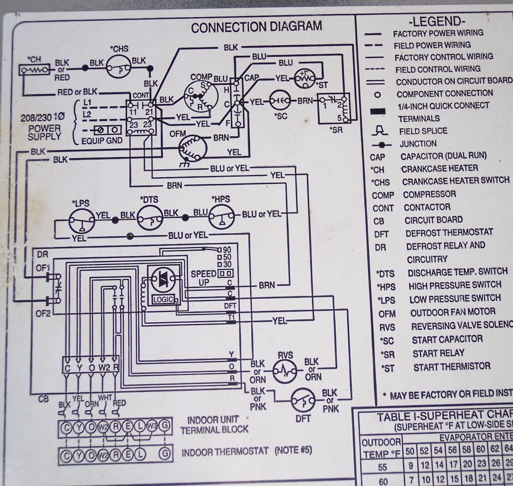 Carrier Ac Wiring Diagram | Manual E-Books - Carrier Wiring Diagram