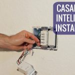 Casablanca Inteli Touch Wall Control Installation   Youtube   Ceiling Fan Wall Switch Wiring Diagram