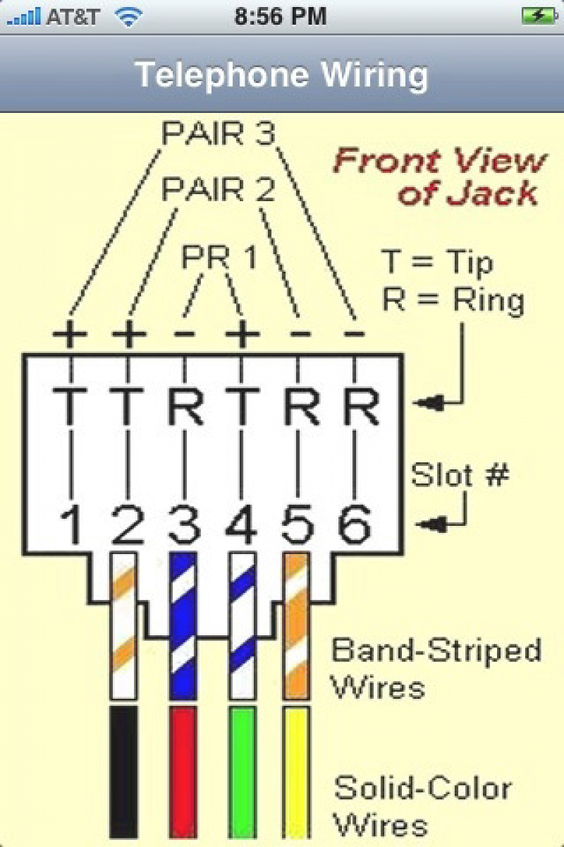 Cat 3 Wire Schematic | Wiring Diagram - Cat 3 Wiring Diagram