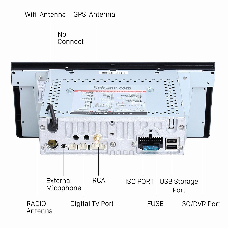 Cat Radio Wiring | Wiring Library - 4 Prong Trolling Motor Plug Wiring Diagram