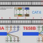 Cat5 B Wiring Diagram Printable | Wiring Diagram   Cat5E Wiring Diagram B