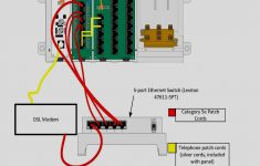 Cat 5E Wiring Diagram