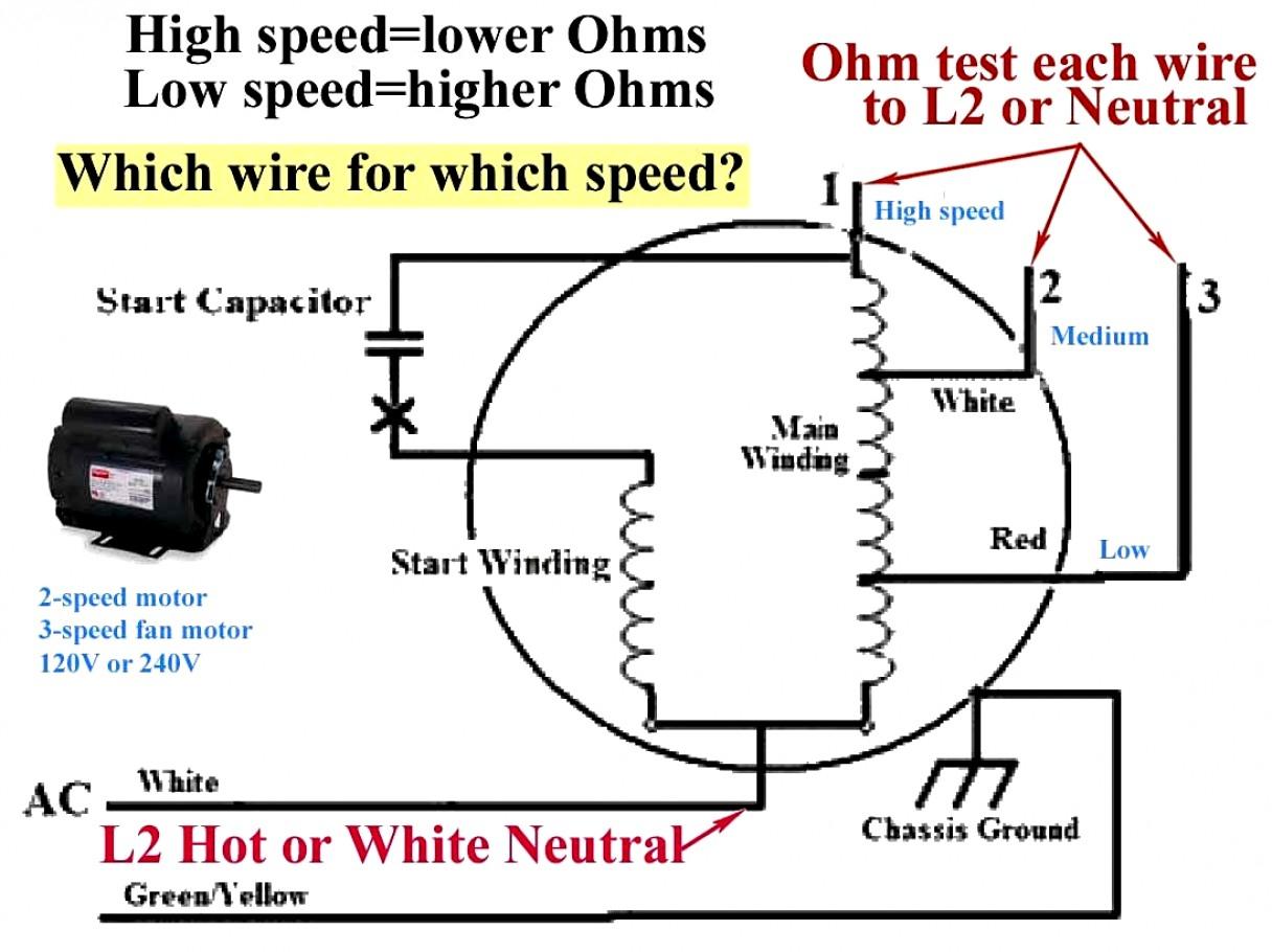 Ceiling Fan Motor Capacitor Wiring Diagram   Manual E-Books - Ceiling Fan Capacitor Wiring Diagram