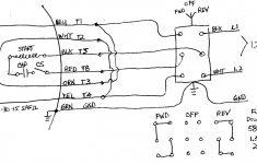 Baldor Motors Wiring Diagram