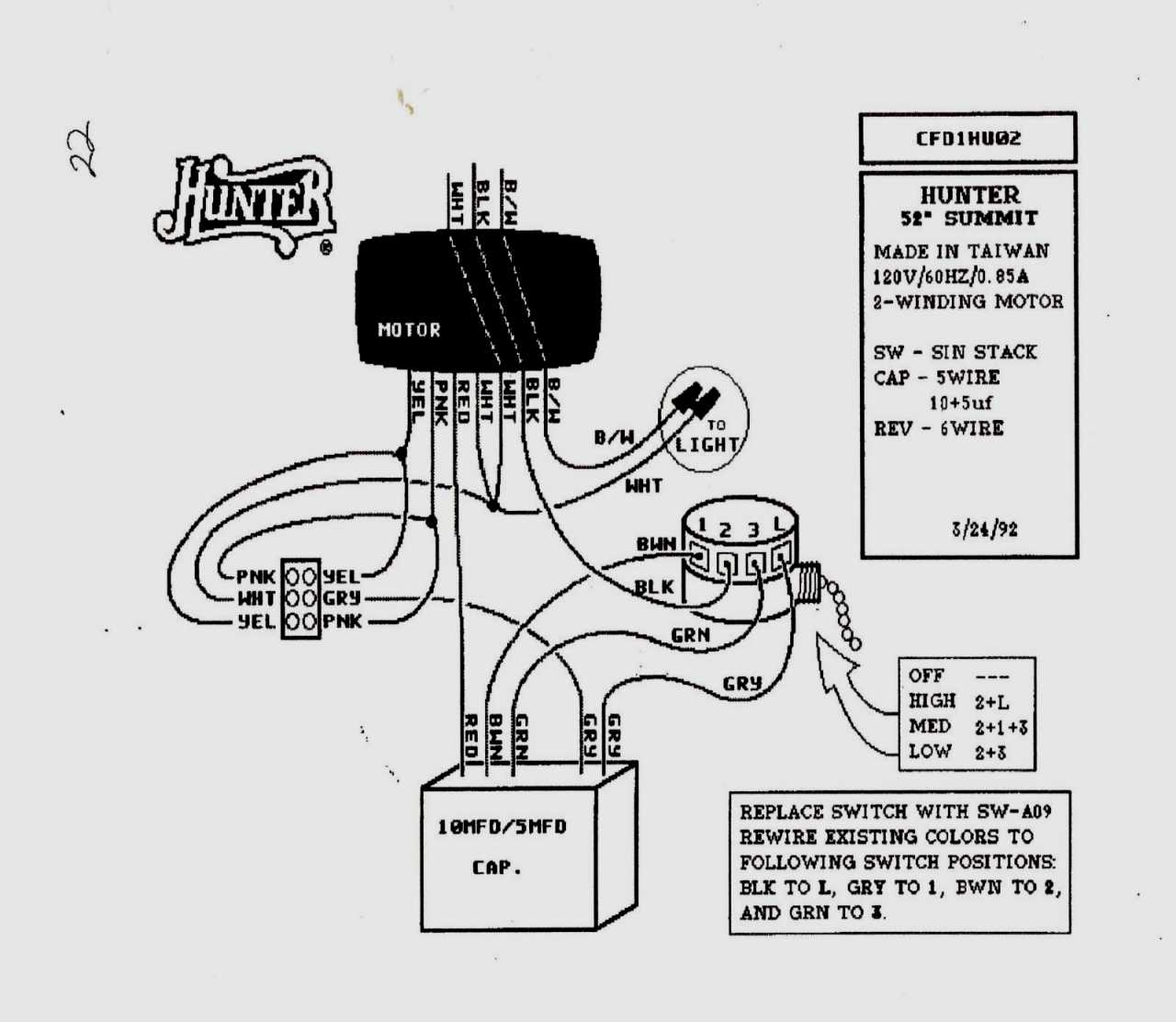 Chain Switch Wiring Diagram - Simple Wiring Diagram - 3 Speed Pull Chain Switch Wiring Diagram