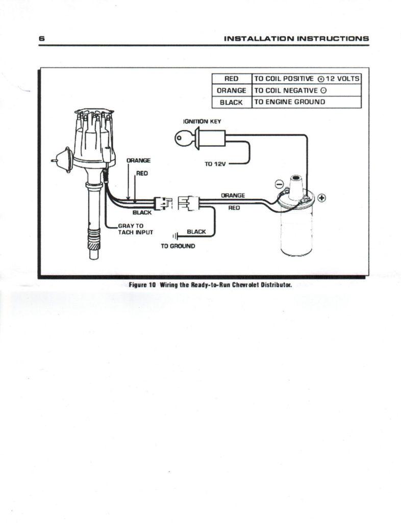 Chevrolet Hei Distributor Wiring Diagram | Hastalavista - Hei Distributor Wiring Diagram