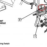 Chevrolet Silverado 1500 Questions   Rear Brake Lights Not Working   1994 Chevy Truck Brake Light Wiring Diagram