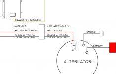 Chevy 350 Alternator Wiring Diagram