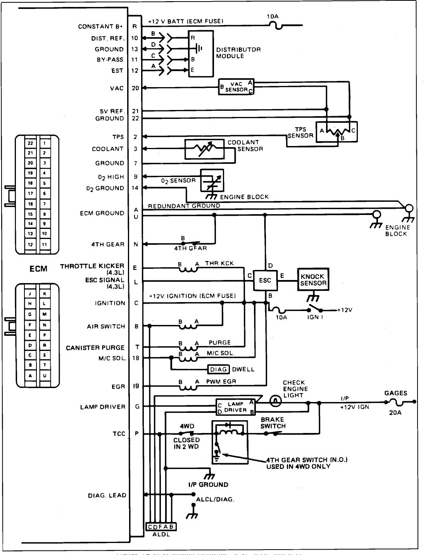 91 Chevy Ac Wiring