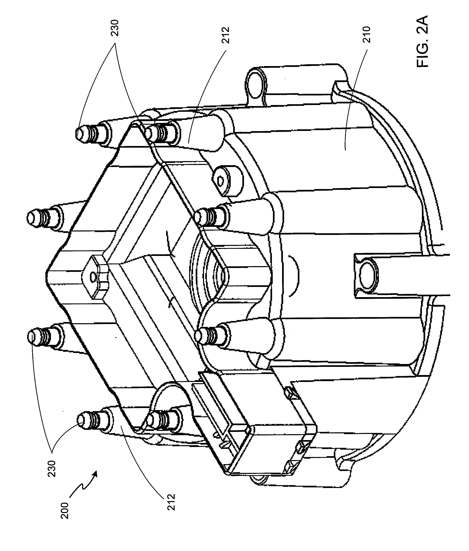 Chevy Hei Distributor Cap Wiring - Wiring Diagram Data - Spark Plug Wiring Diagram Chevy 350