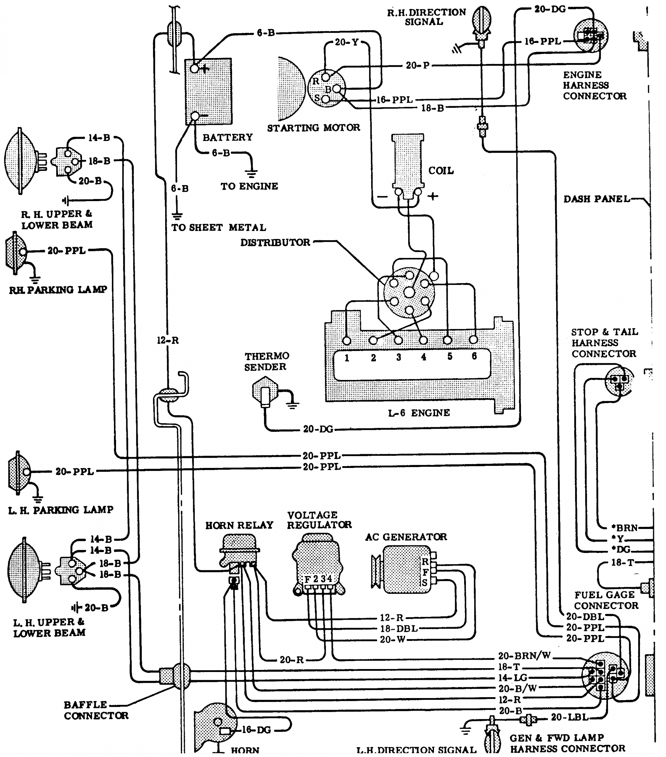 Chevy V6 Vortec Engine Diagram | Wiring Library - 4.3 Vortec Wiring Diagram