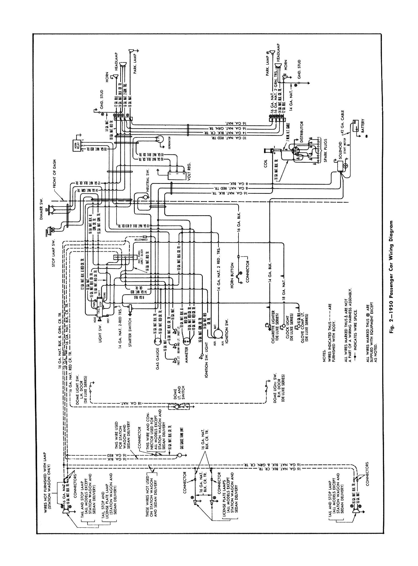 Chevy Wiring Diagrams - Chevy Wiring Harness Diagram
