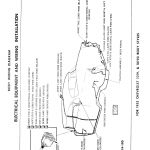 Chevy Wiring Diagrams   Dome Light Wiring Diagram
