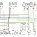 Chinese 4 Wheeler Wiring Diagram 6 Pin Cdi Wiring Diagram Pit Bike   Chinese 4 Wheeler Wiring Diagram