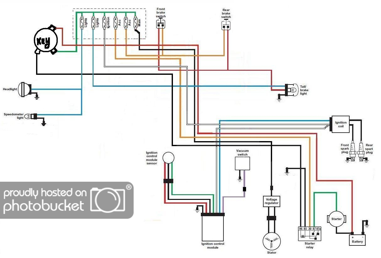 Chopper Coil Wiring - Wiring Diagram Data - Chopper Wiring Diagram