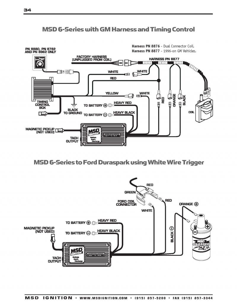 Chrysler Electronic Ignition - Electricity Site - Mopar Electronic Ignition Wiring Diagram